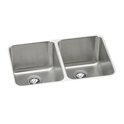 Gourmet 31.25 x 20 Undermount Kitchen Sink