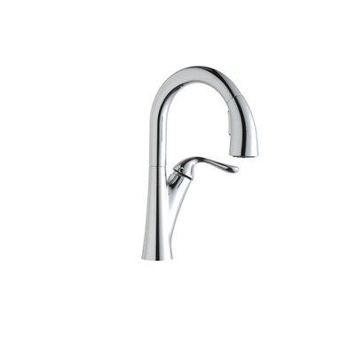 Harmony Single Handle Deck Mount Kitchen Faucet