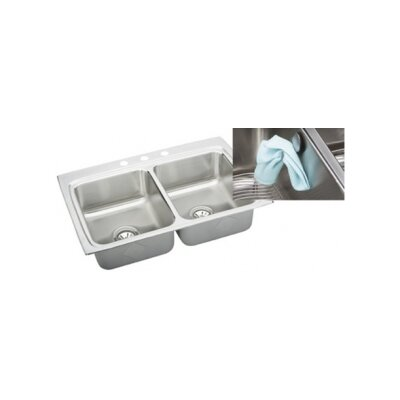 Gourmet 33 x 22 E-Dock Kitchen Sink