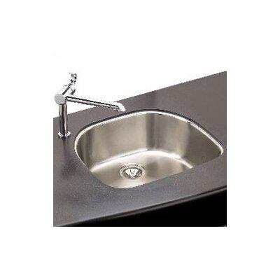 23.56 x 21.13 Undermount Kitchen Sink