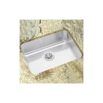Gourmet 23.5 x 18.25 Undermount Kitchen Sink