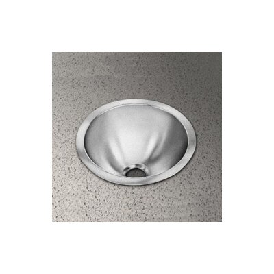 Asana Metal Circular Undermount Bathroom Sink