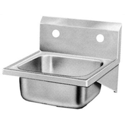 Stainless Steel Institutional Handwash Sink