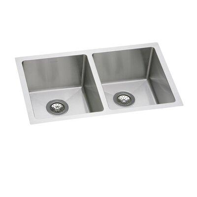 Avado 30.75 x 18.5 Double Bowl Kitchen Sink