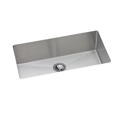 Avado 32.5 x 18 Stainless Steel Single Bowl Undermount Kitchen Sink