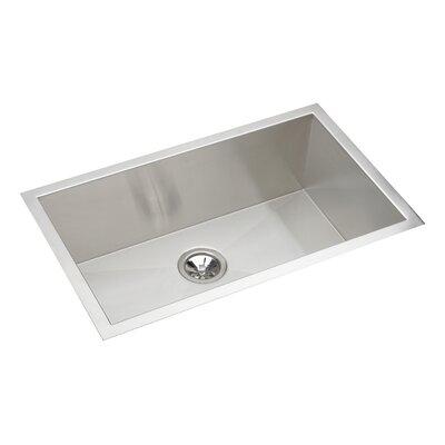 Avado 30.5 x 18.5 Single Bowl Kitchen Sink