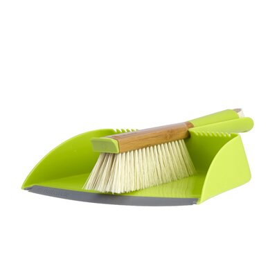 Clean Team Brush and Dustpan