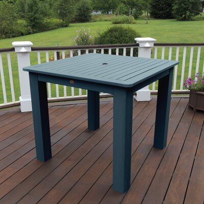 Bar Table Finish: Nantucket Blue