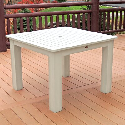 Dining Table Finish: Whitewash