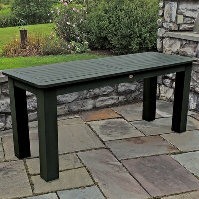 Side Table Finish: Charleston Green