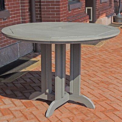 Highwood USA Dining Table - Finish: Coastal Teak, Table Size: 48