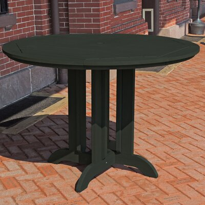 Dining Table Finish: Charleston Green, Table Size: 36 L x 36 W