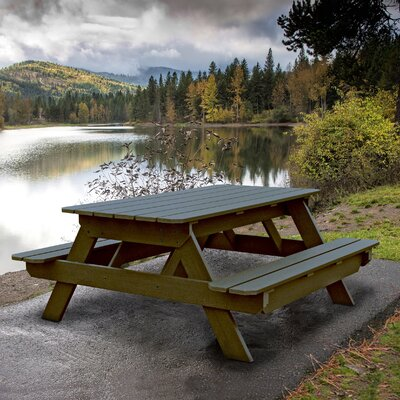 Purchase Trask Liberty Picnic Table - Image - 900