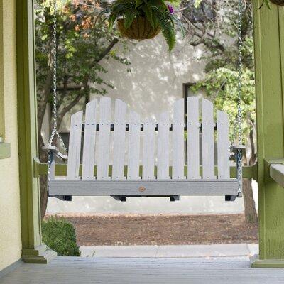Bettrys Porch Swing Finish: Coastal Teak