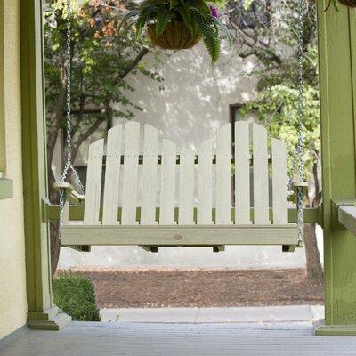 Bettrys Porch Swing Finish: Whitewash