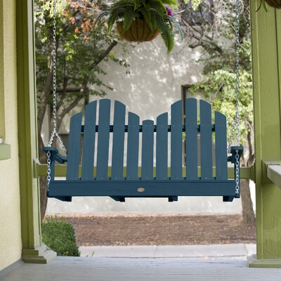 Bettrys Porch Swing Finish: Nantucket Blue