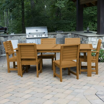 Shondra Rectangular Dining Set - Product photo