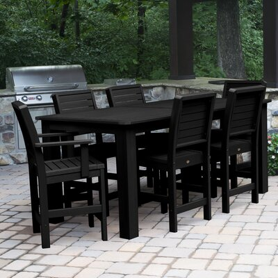 Learn more about Rectangular Counter Dining Set Product Photo