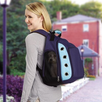 Ultimate Backpack Dog Carrier