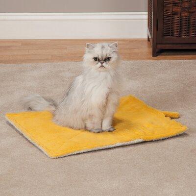 Therma Pet Thermal Cat Mat Color: Maize