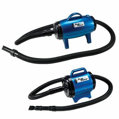 Blue Force Pet Dryer Size: 1.8 HP