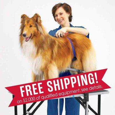 Adjustable Pet Grooming Support