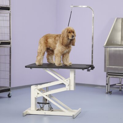 Z-Lift II Hydraulic Grooming Table