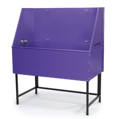 Everyday Pro Pet Grooming Tub Finish: Blue