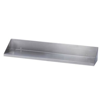 Superior Stainless Tub Overhead Shelf