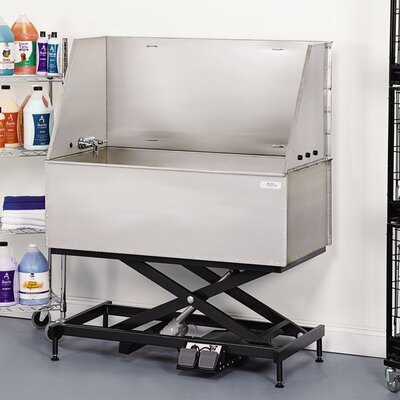 48 Everyday Pro Deluxe Electric Lift Tub