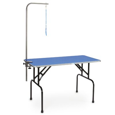 Grooming Table Finish: Blue