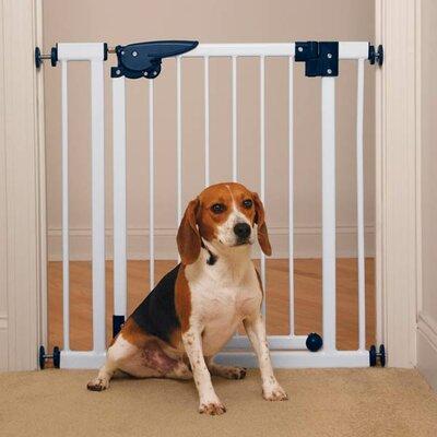 Pressure Mounted Gate Size: 29 H x 30 - 35.5 W x 2 D
