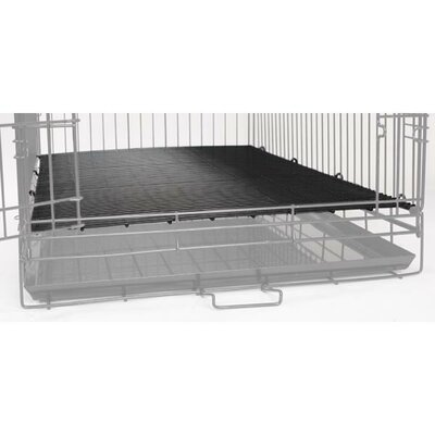 Dog Cage Floor Grate Size: Medium / Large (36 D)