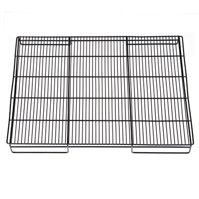 Modular Kennel Cage Replacement Floor Grate Size: Large (2.5 H x 21 W x 26 D (Set of 2))