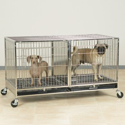 Modular Pet Crate Size: Regular