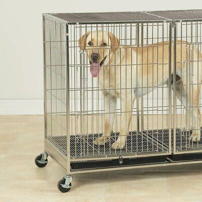 Modular Pet Crate Size: Extra Tall