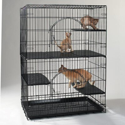 Cat Cage Deluxe Platforms
