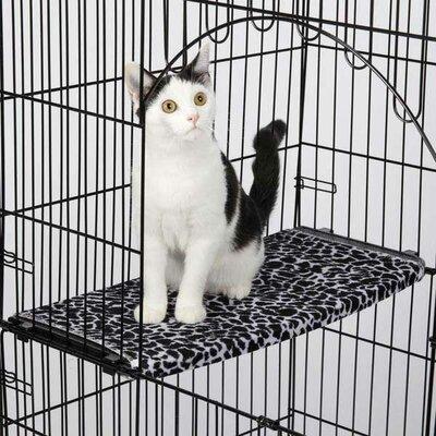 Wild Time Cat Perch Cover Color: Black