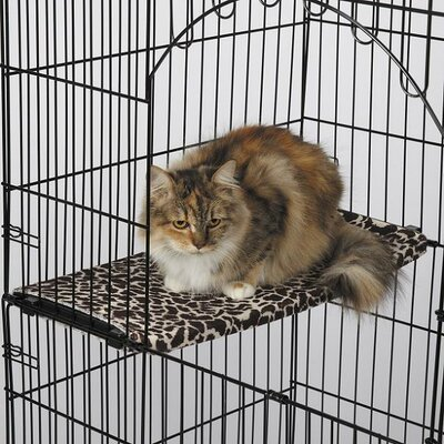 Wild Time Cat Perch Cover Color: Brown