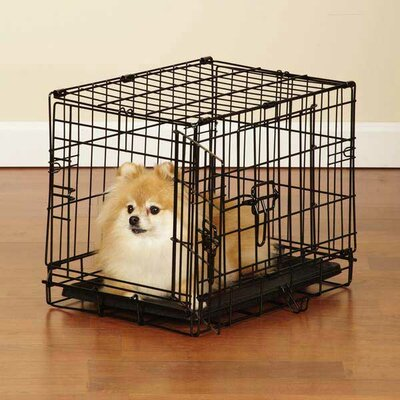Easy Pet Crate Size: X-Small ( 15 H x 18 W x 12.5 L)