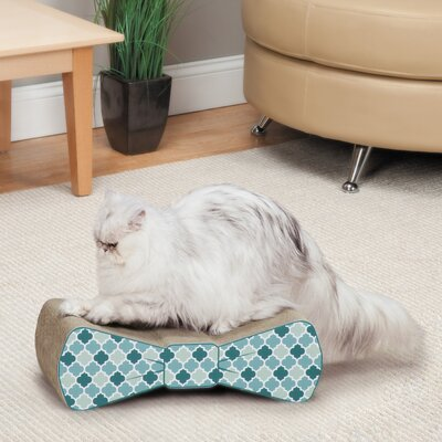 Dapper Cat Scratching Board