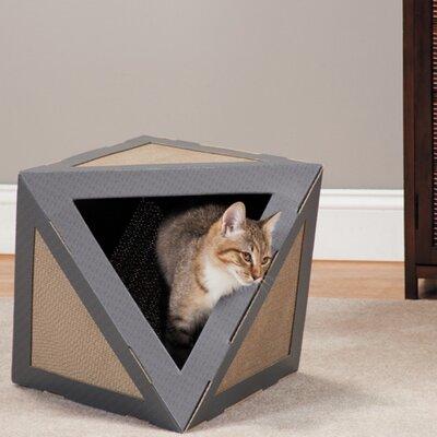 24 Hexa-Scratch Cat Condo