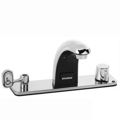 Sensorflo Battery-Powered Bathroom Faucet