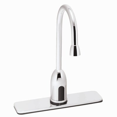 Sensorflo AC-Powered Gooseneck Faucet