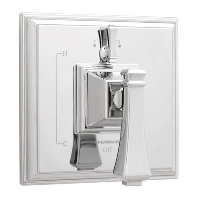Rainier Pressure Balance Diverter Shower Valve Trim