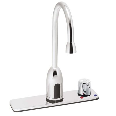 Sensorflo Battery-Powered Bathroom Faucet