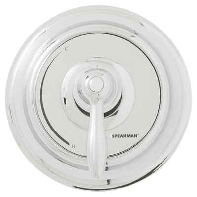 SentinelPro Thermostatic Pressure Balance Diverter Shower Valve