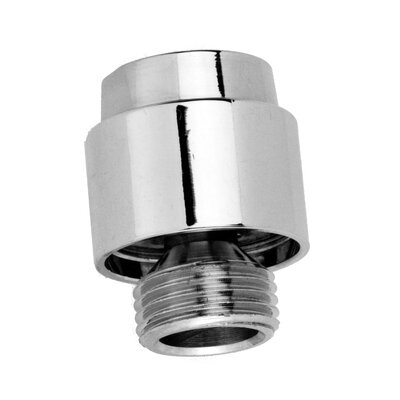 Versatile Shower Diverter Valve with In-Line Vacuum Breaker