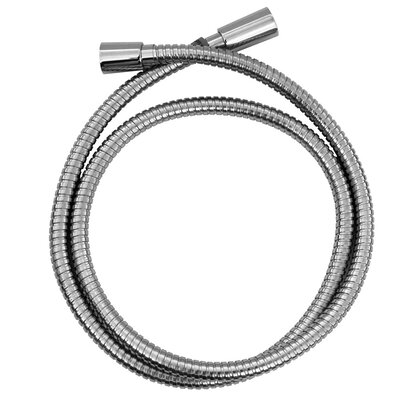 Hand Shower Hose Finish: Polished Chrome