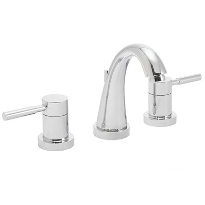 Neo Widespread Standard Bathroom Faucet Double Handle with Drain Assembly